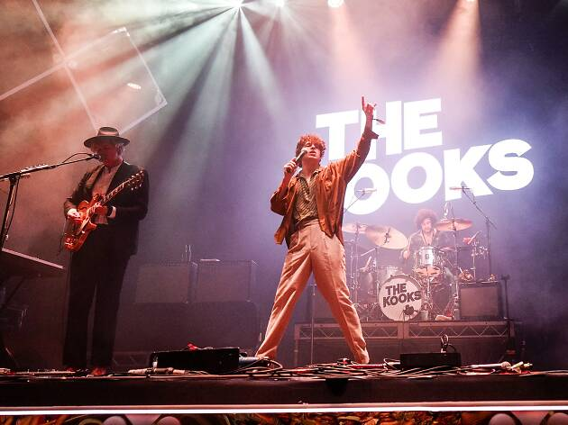 The Kooks, Very Festival