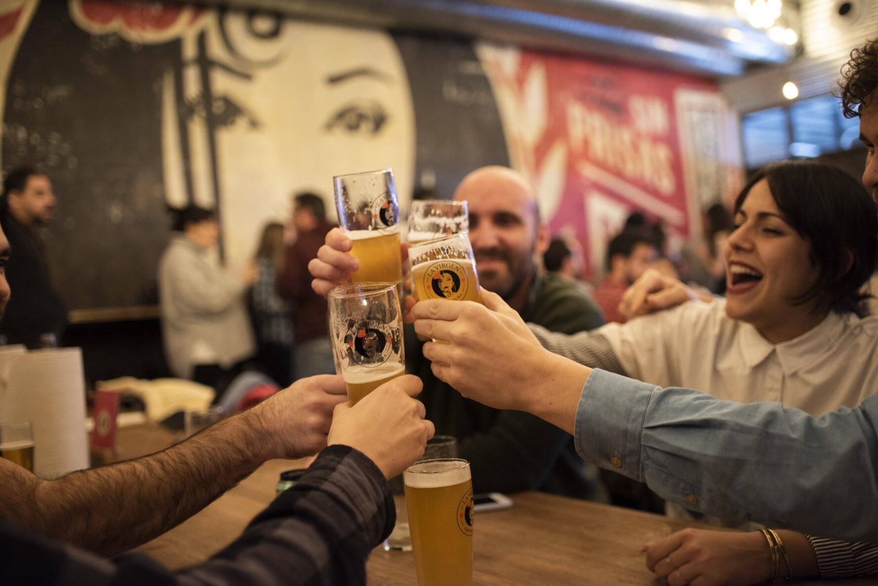 Cinco bares donde beber Cerveza Pura