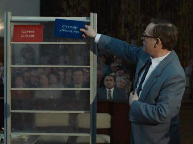 Valery Legásov  Chernóbil Miniserie HBO