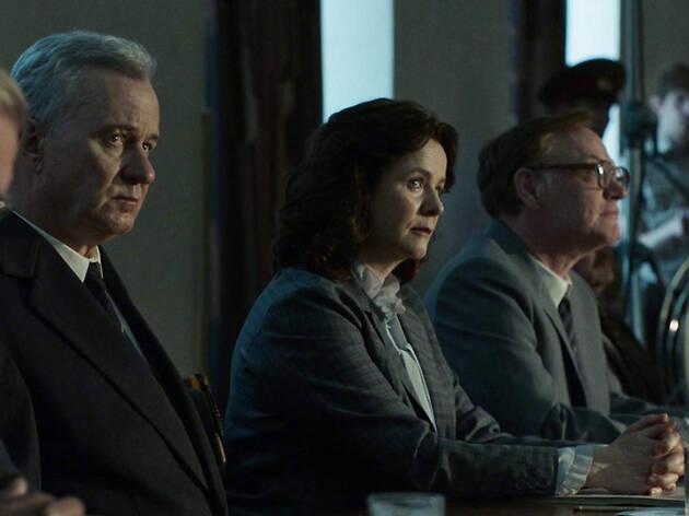 Chernóbil Miniserie HBO