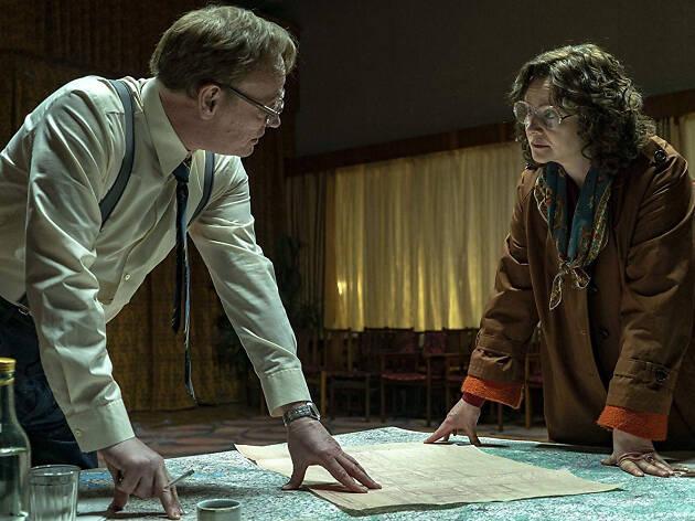 Ulana Khomyak Valery Legásov Chernóbil Miniserie HBO