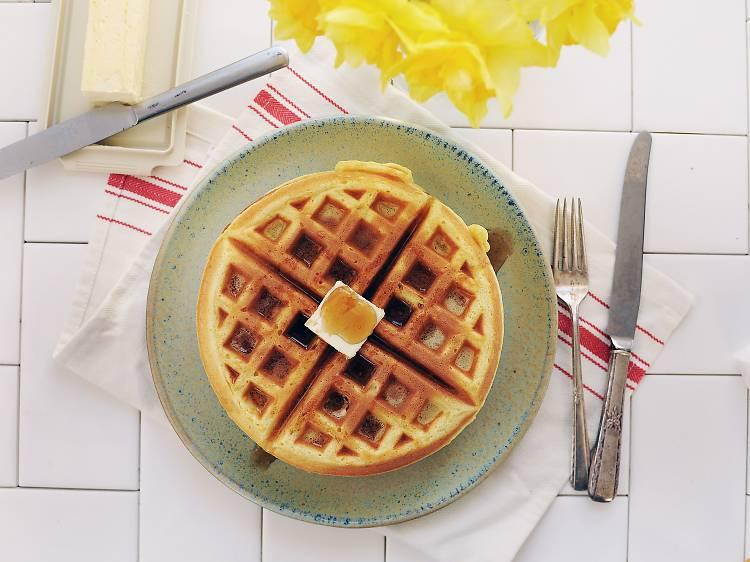 Três sítios para comer waffle no Porto