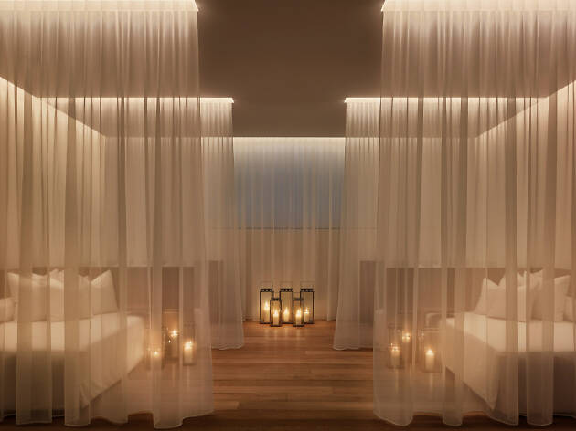 The Spa at the EDITION Miami Beach