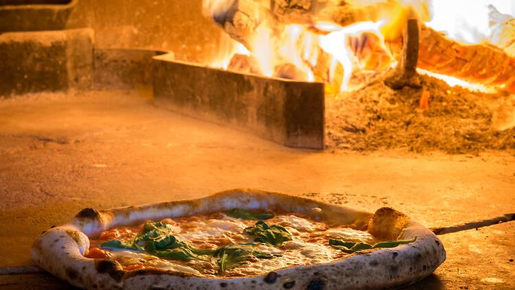 Pizza in Milano