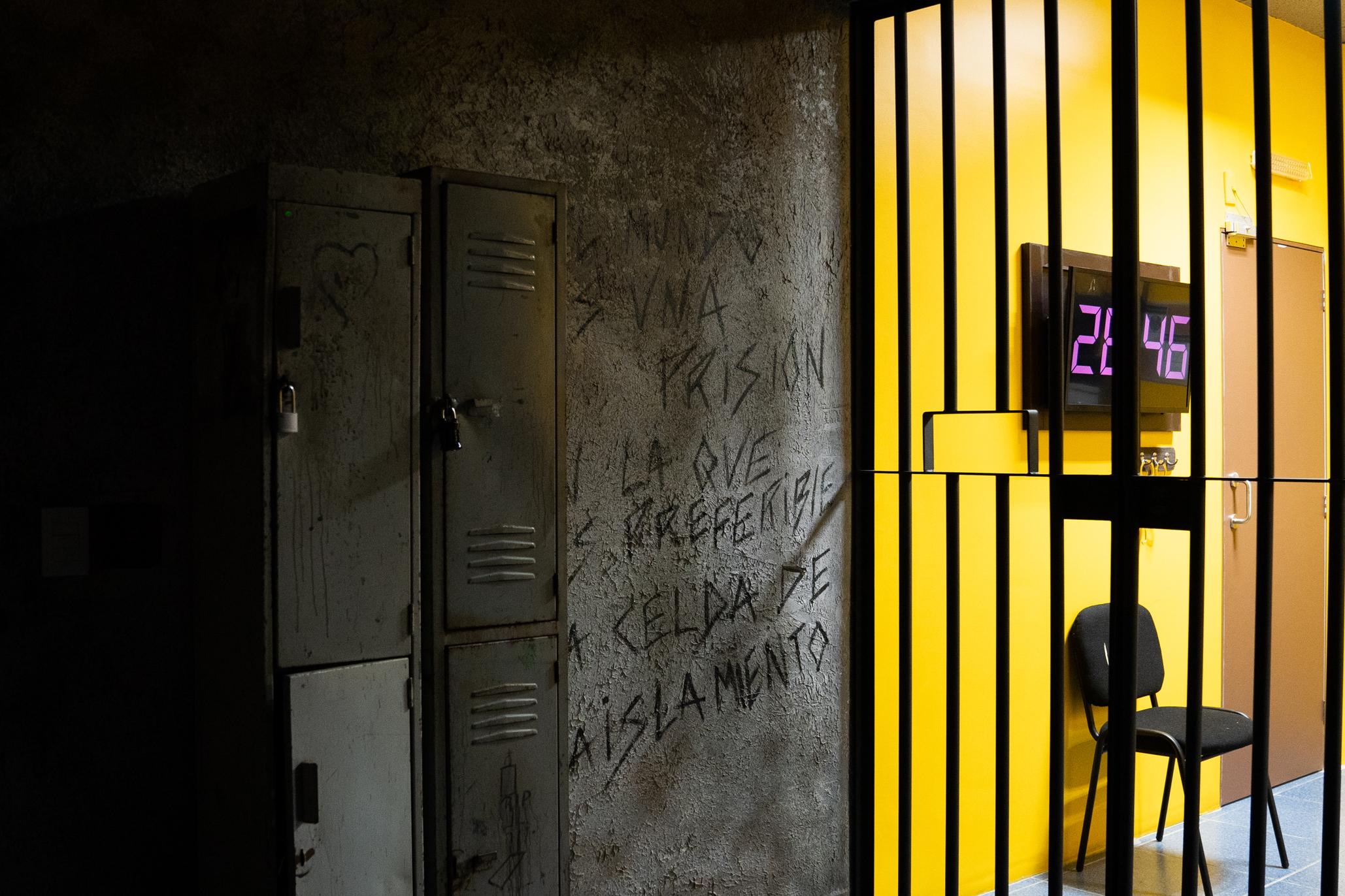 Escape 60, un nuevo cuarto de escape en la Roma