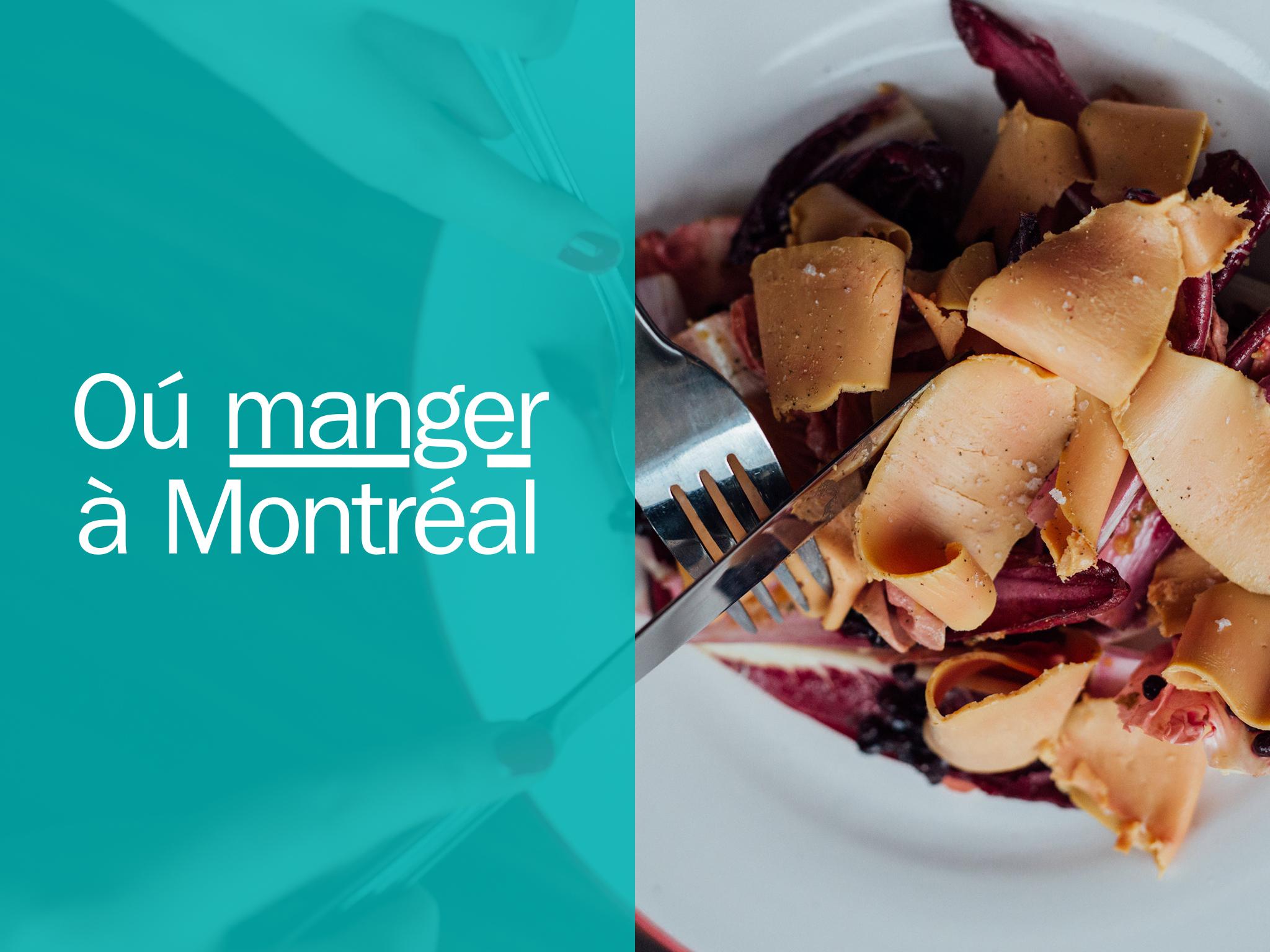 Les 77 meilleurs restaurants à Montréal qui ne servent que de la qualité