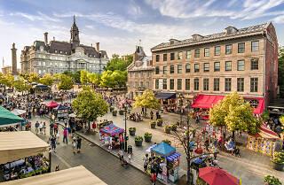Vieux-Montréal / Old Montreal
