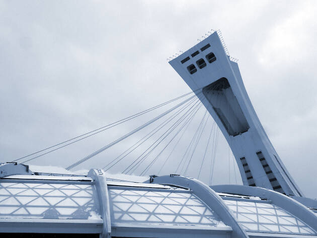 Stade Olympique / Olympic Stadium