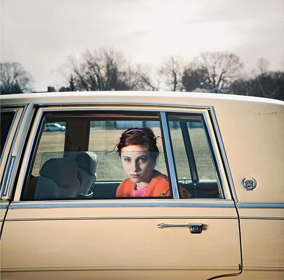 The Pale Yellow Cadillac- Sadie- Portland- Maine- 2010