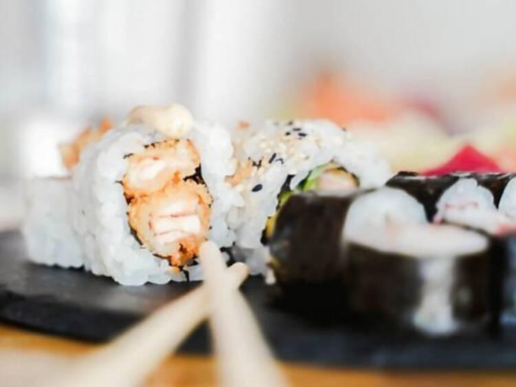 Sushi dos Sá Morais II