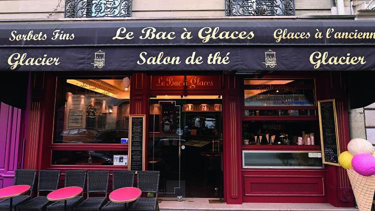 © Le Bac à Glaces