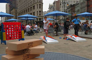 Flatiron Summer Series