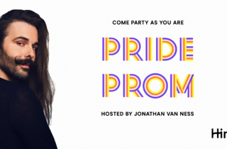 Hinge's Pride Prom