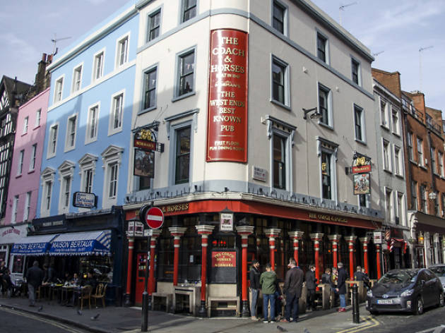 Soho's Coach & Horses is calling time on its Wednesday singalongs