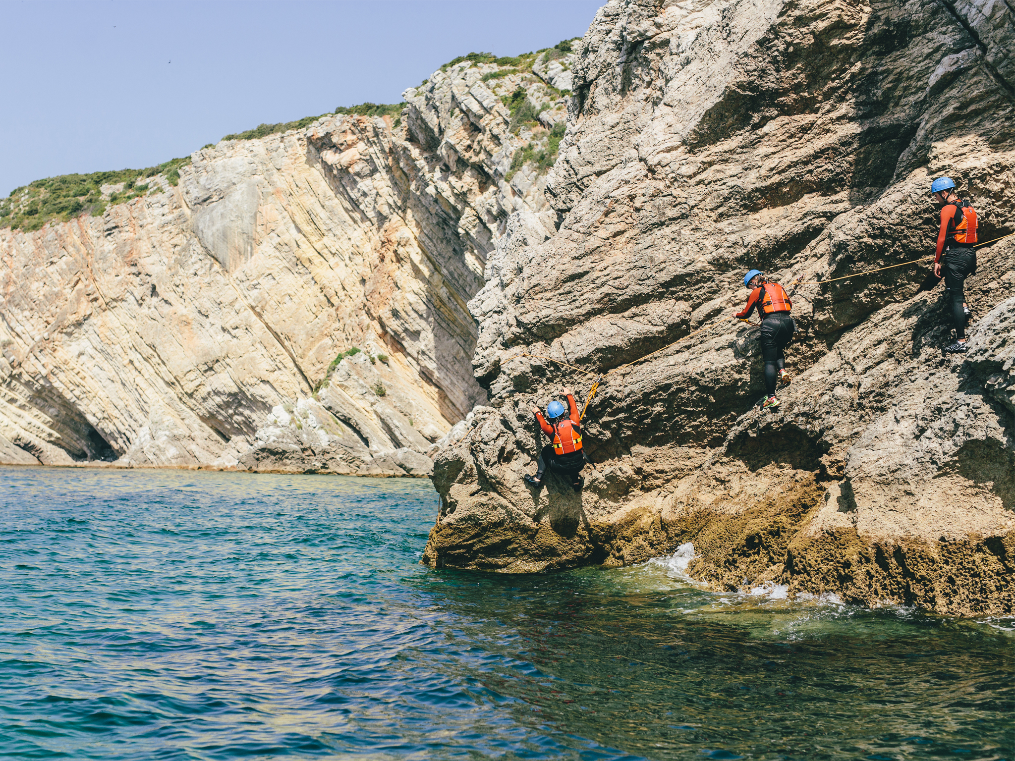 Vertente Natural - Coasteering