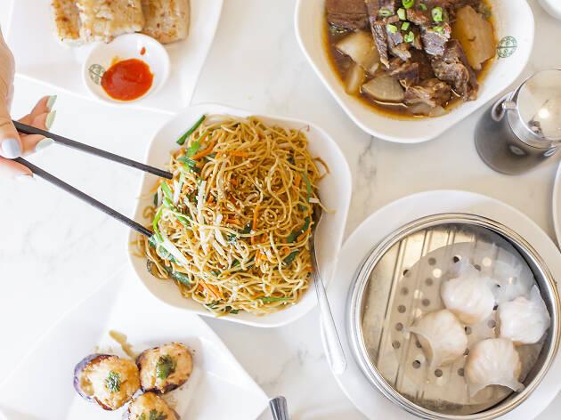 Tim Ho Wan best dishes dim sum in Irvine