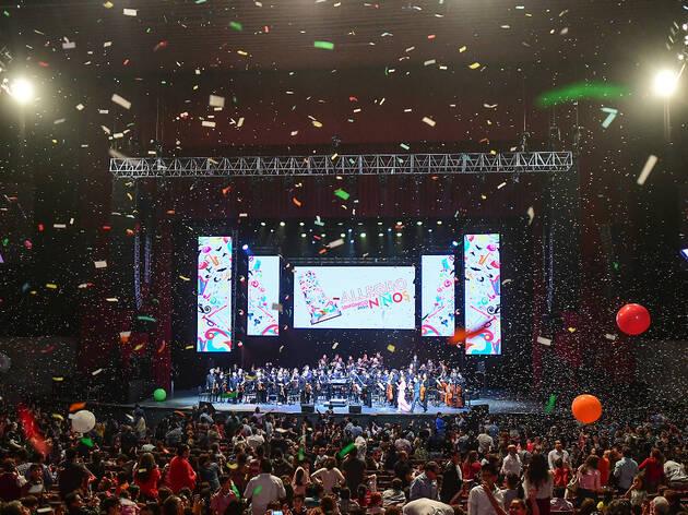 Gran Carnaval Sinfónico  (Foto: Cortesía Auditorio Nacional/Toni François)