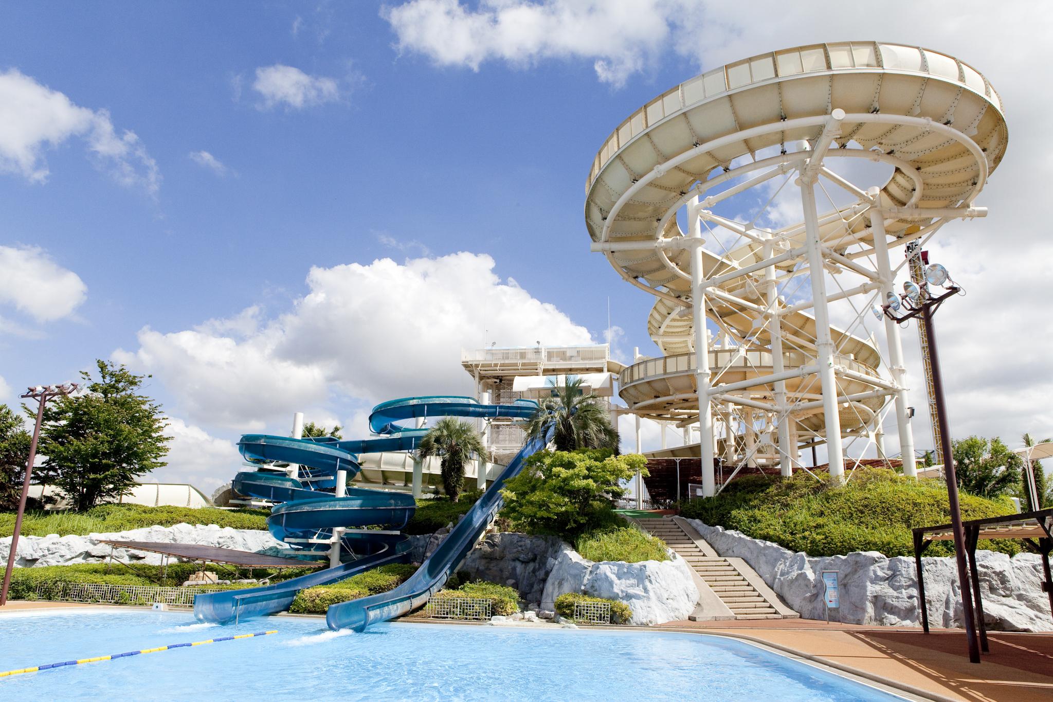 Best water parks in Tokyo