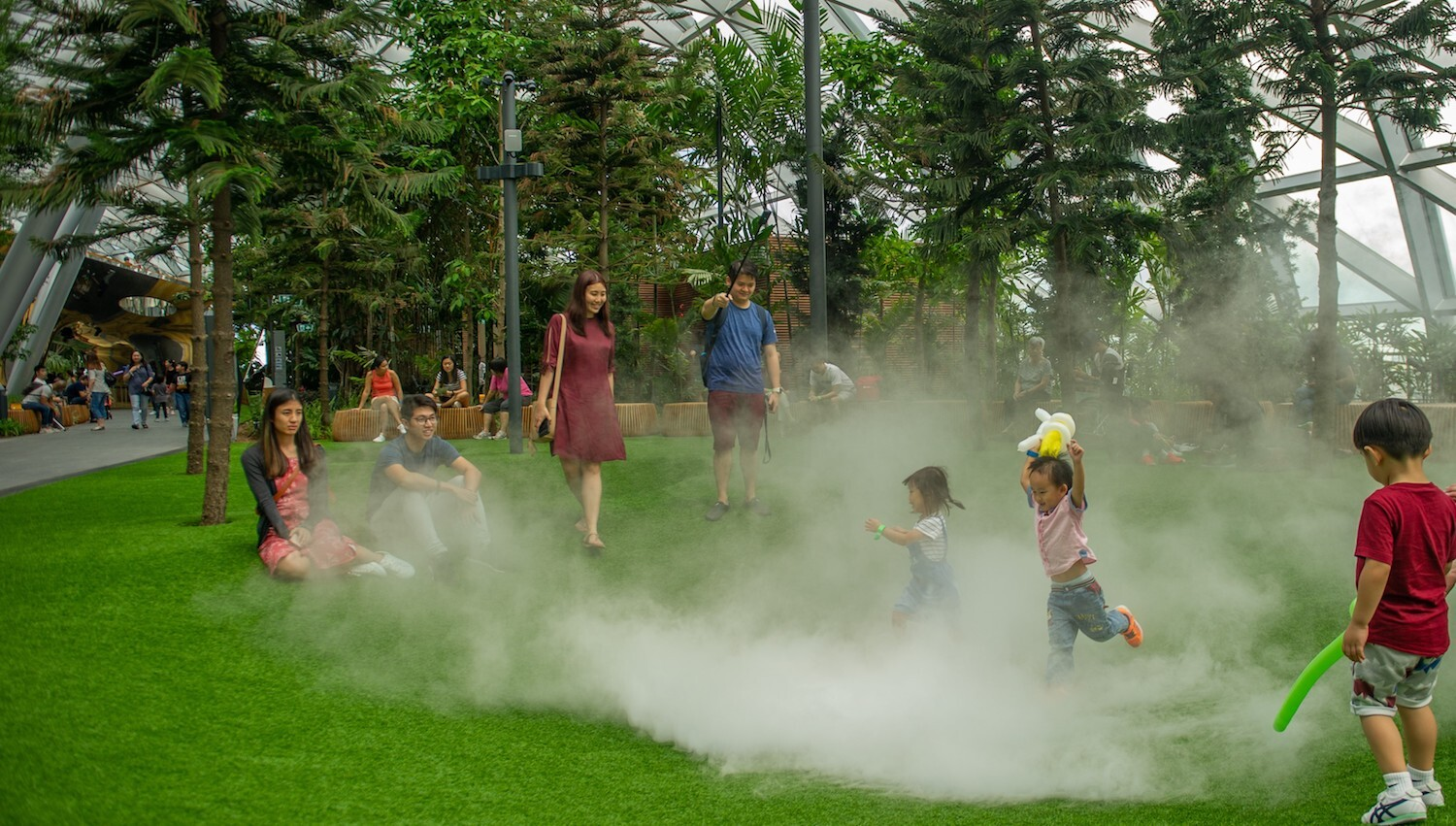 The best family-friendly activities in Singapore