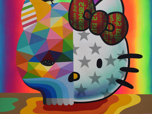 bffc7c050 Hello Kitty 45th Anniversary Group Show | Corey Helford Gallery ...