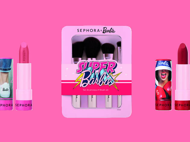 Sephora Collection X Barbie