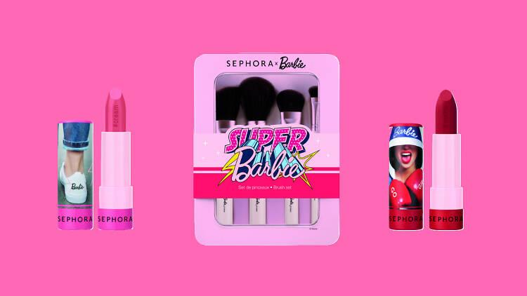 Sephora Collection X Barbie