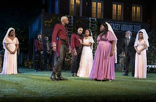 Much Ado About Nothing (Shakespeare in the Park 2019)