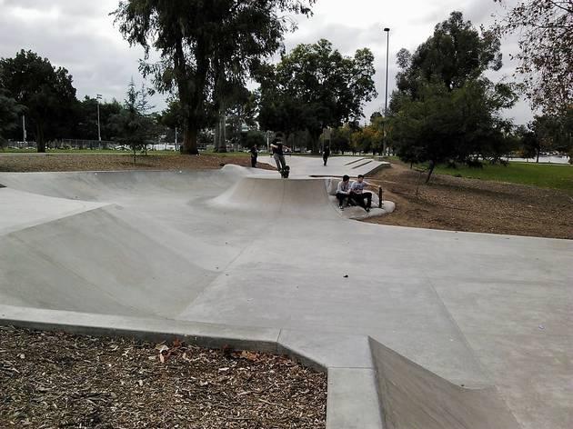Lincoln Park Skatepark