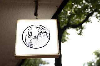Veganería Le Muf en la Condesa (Foto: Alejandra Carbajal)
