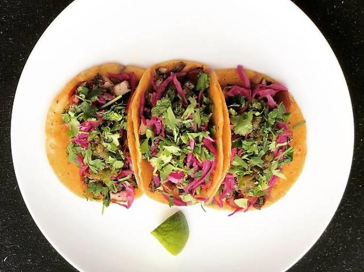 Three Legged Tacos