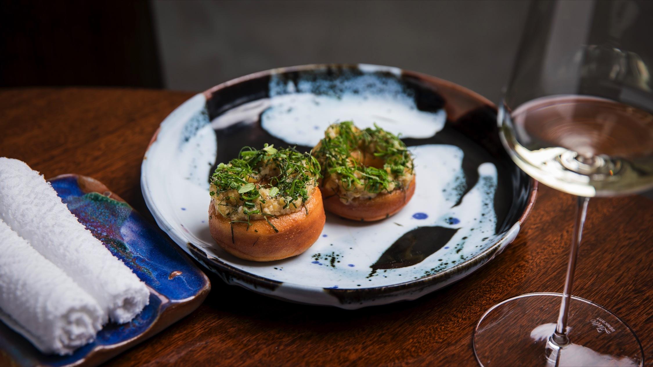 Food at Momofuku Seiob