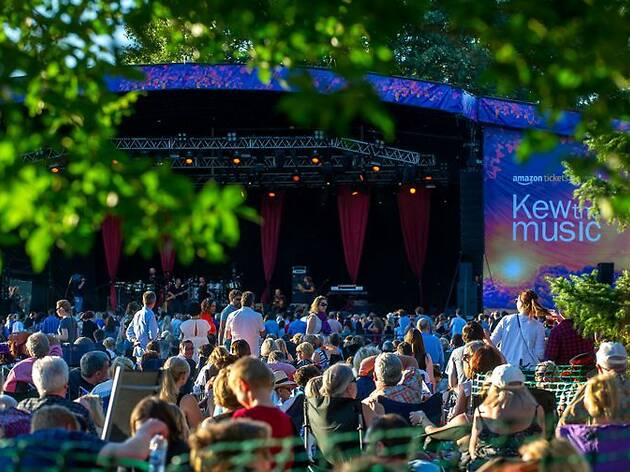 51% off tickets to Kew the Music