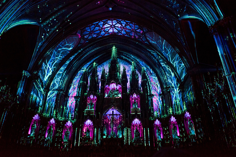 AURA Notre-Dame-Basilica