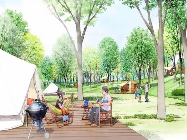 向ヶ丘遊園跡地利用計画
