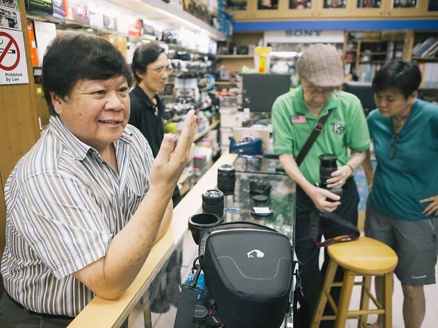 Don Teh, The Camera Workshop