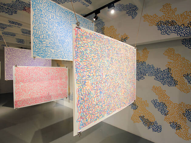 Merci Marcel x Juls Exhibition