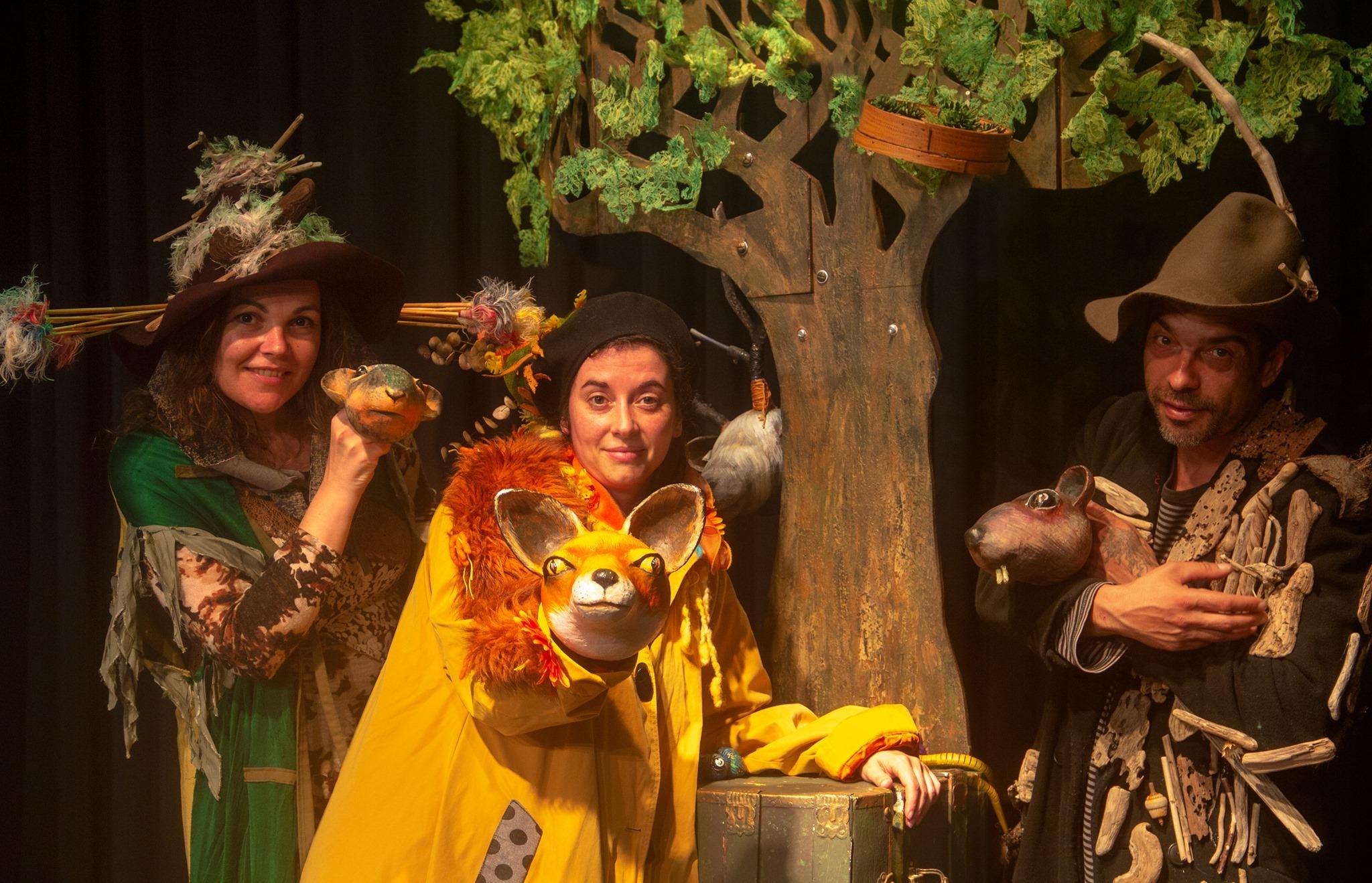 Encontro Internacional de Marionetas regressa a Gondomar em Julho
