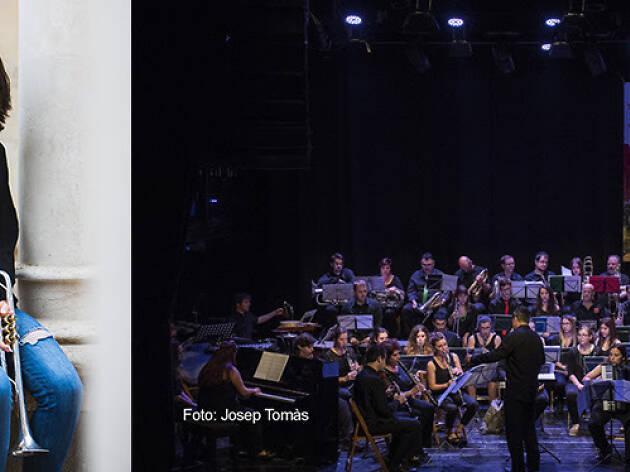La Patum al CAT amb Andrea Motis Quintet