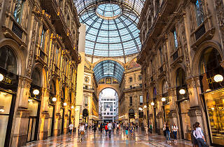 Shopping in Milan