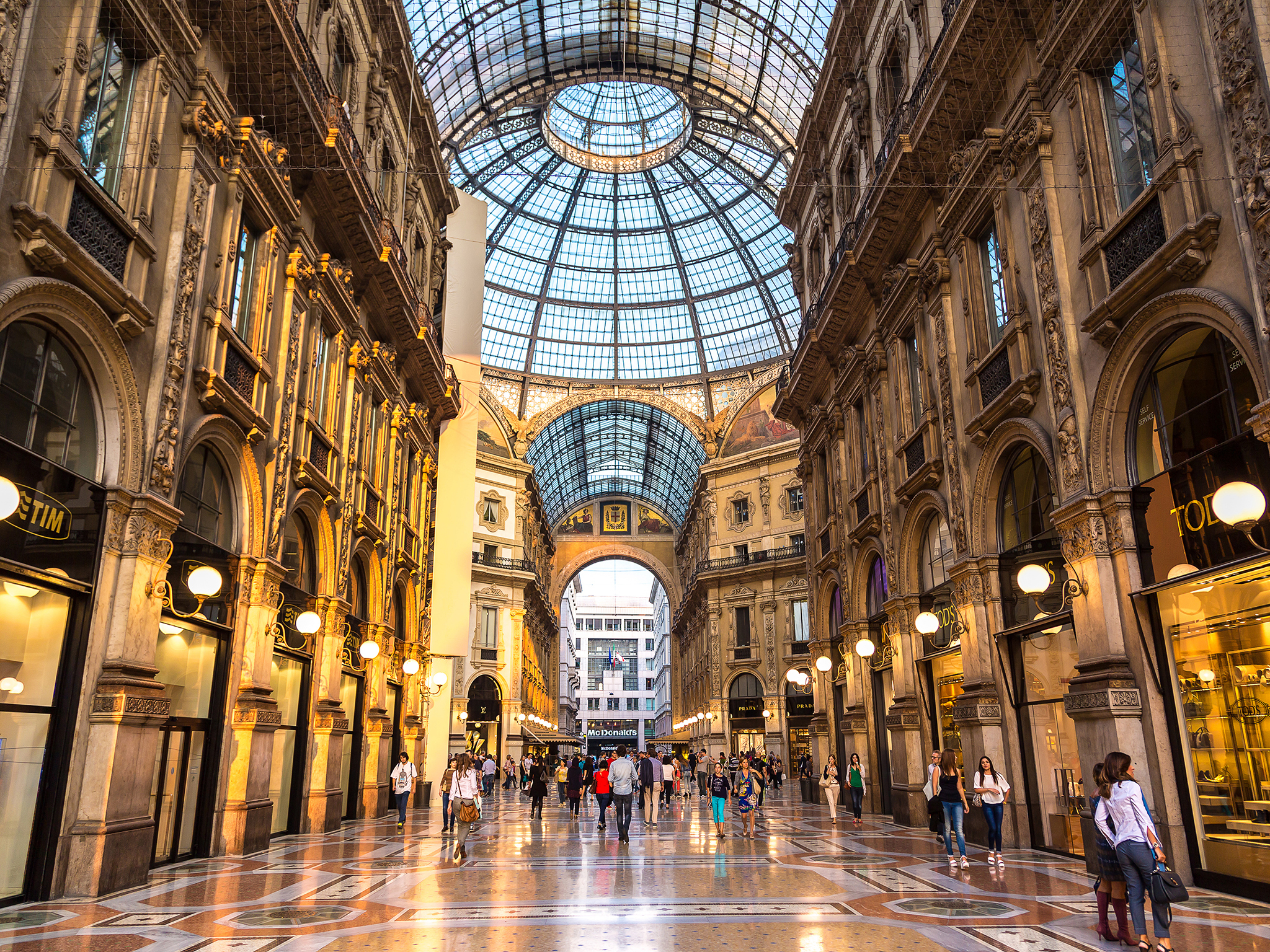 Where to go shopping in Milan