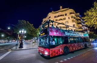 Barcelona Night Tour