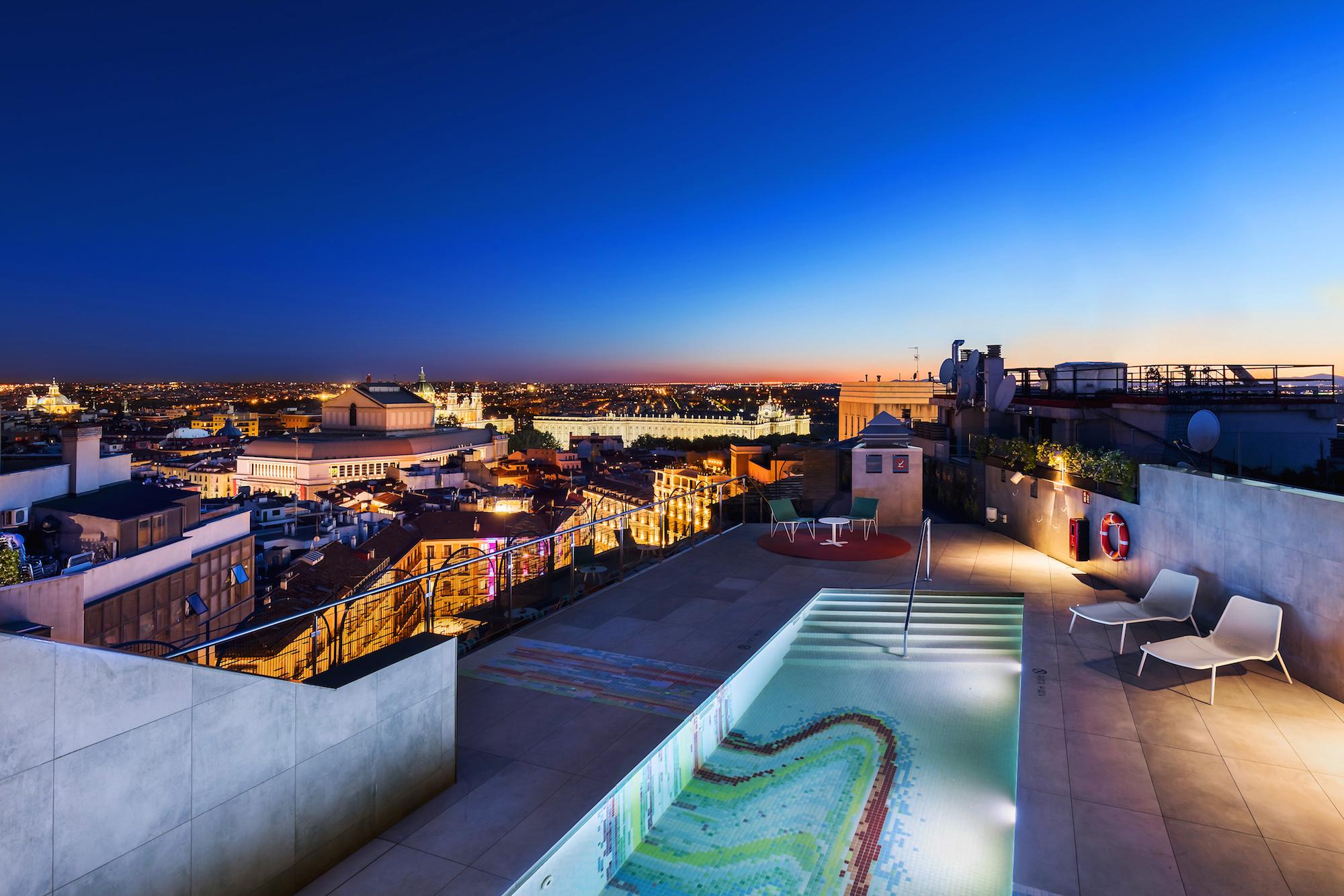 Cinco razones para conocer el nuevo hotel Aloft Madrid Gran Vía