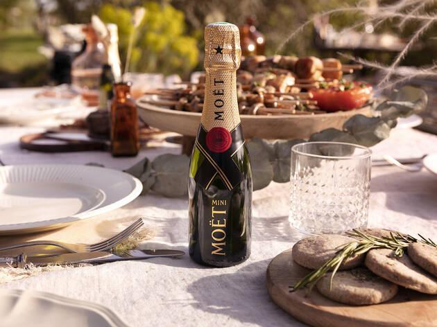 Tables d'hôtes, champagne, cadre sublime: Moët & Chandon fête les 150 ans de sa cuvée Moët Imperial