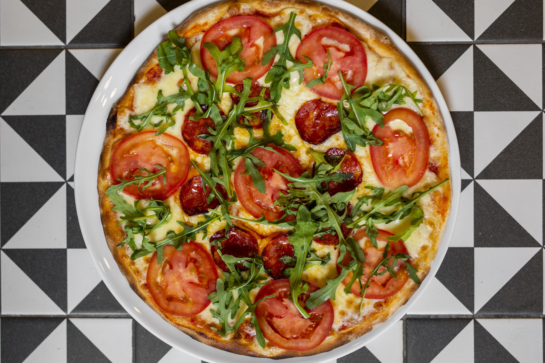 No novo Villagio Porto há pizzas, massas e risotos para provar