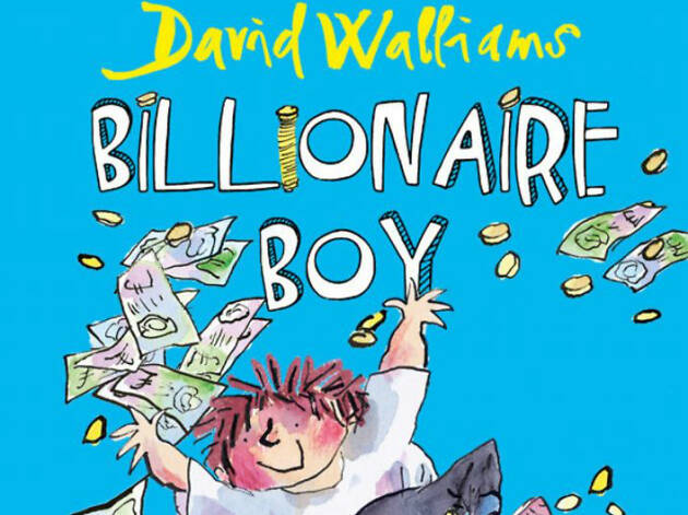 'Billionaire Boy' at Bloomsbury Theatre 2019