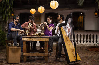 Quarteto Juanjo Corbalán