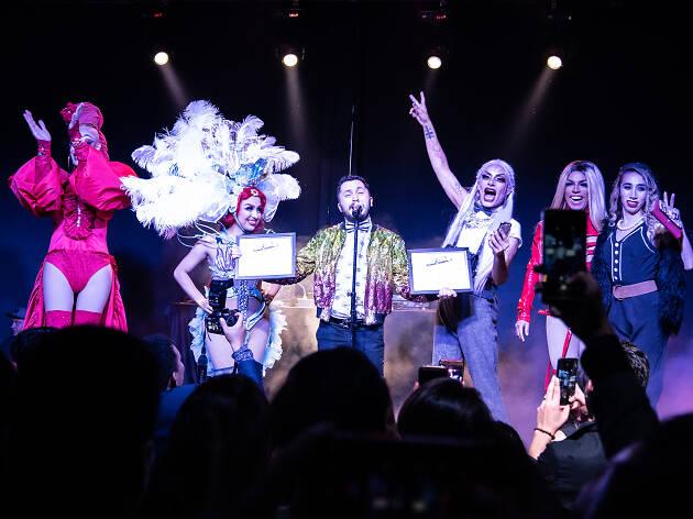 Rico en Time Out Pride Awards