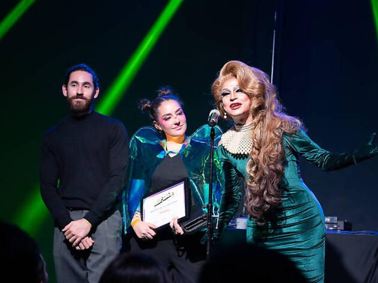 Mejor fiesta LGBT+ en la Ciudad de México: Travestía