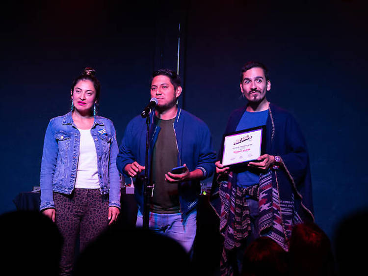 Proyecto de arte y cultura LGBT+ del año: Príncipe y príncipe