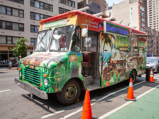 Divine Flavored Food Truck